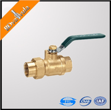 Brass ball valve female threaded ball valve manufacture 1/8''-24''