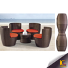 Popular Design Garden Rattan Sofa Set