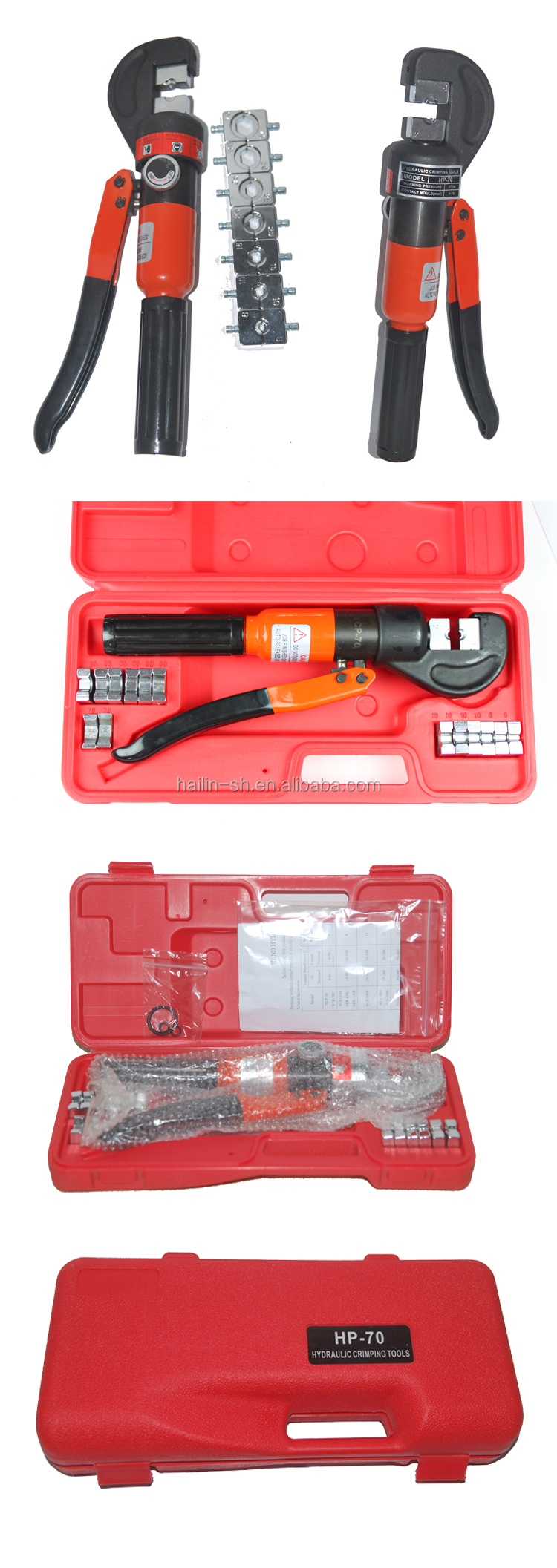 hp 70c portable hydraulic crimping tool for car auto ac hose crimping tool buy high quality. Black Bedroom Furniture Sets. Home Design Ideas