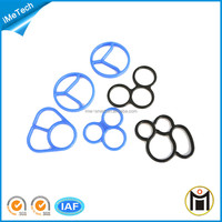 Custom medical grade liquid silicone rubber (rubber o-ring for medical) vulcanized rubber products