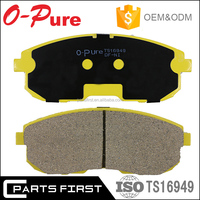 Disc Brake Pad For Nissan Qashqai