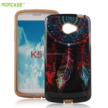 latest bumper easy use hybrid phone case for lg K5