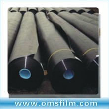 Poly material sheeting HDPE /LDPE builders film on roll