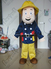 new fireman sam mascot costumes