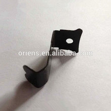 Steel Stamping Lamp Mounting Bracket with Black Painting