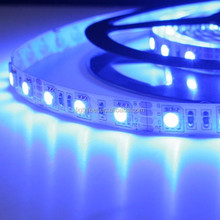 SMD5050 LED strip 14.4w/m LED Light Source and RGB Emitting Color Led Strip Light For Clothes 100m led strip
