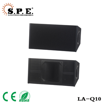 Modern Professional high technology Q1 line array system outdoor speaker passive pro audio