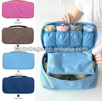 Travel multifunction bra underwear storage bag