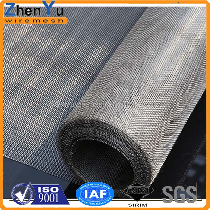 316 Fine Mesh Stainless Steel Wire Mesh//stainless Steel Woven Wire ...