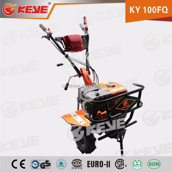 Multi-functions 7hp Portable and high quality sifang power tiller for orchard and garden