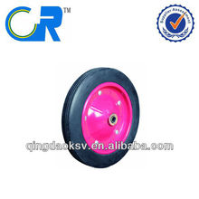 rubber wheel 13x3