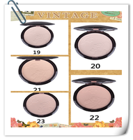 Professional Maquillage 5 Colors For Option Makeup Mineral Compact Powder