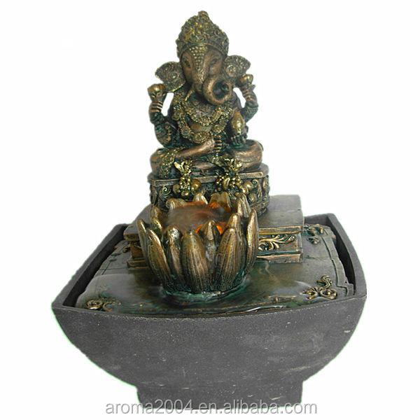 Hindu God Ganesh Statue Indoor Water Fountains India View Indoor Water Fountains India Aroma