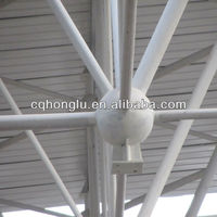 High Quality Steel Roof Truss Building