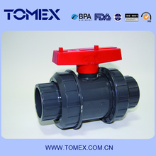2017 china supplier manufacturing 2 inch pvc ball valve drawing