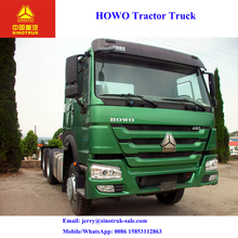 China New 6x4 371 Sinotruk Howo Tractor Truck Low Price Sale