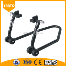 High Quality 150KGS Motorcycle Rear Paddock stand/ Motorcycle repair paddock for sale