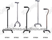 walking aids: aluminum, stainless steel, wooden cane, stick, crutch