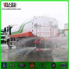 20000L 6x4 water tank truck with bowser and sprinkler