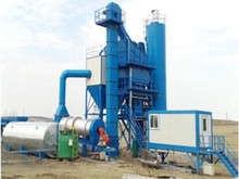 hot sale mobile mini asphalt mixing asphalt making machine