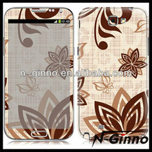 OEM skin stickers for samsung galaxy note 3