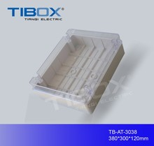 Hot Sale Electrical Waterproof enclosure plastic box for electronic circuit