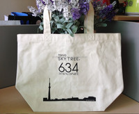 Wonderful Bag Factory Promotion cotton tote bag