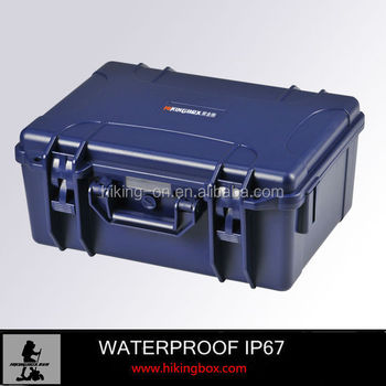 High Quality Plastic Instrument Case IP67
