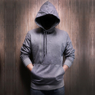fashion gym wholesale plain custom printed men xxxxl zipper pullover hoodies