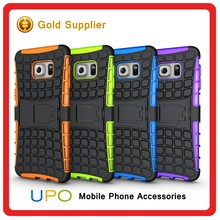 [UPO] 2017 Kickstand Phone Case,For Samsung Galaxy S8 OEM Shockproof Hybrid Combo Rubber Case