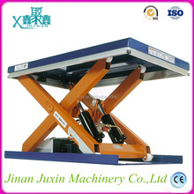 Motorcycle shop used stationary electric stable motorcycle scissor lift for sale