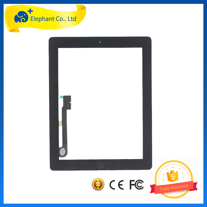 Top Sale LCD Touch Screen Digitizer for iPad 3 , Touch Screen Digitizer for iPad3