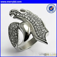 Fashion Hot Selling New Design Pigeon Ring (ML-13-YO0318-005)