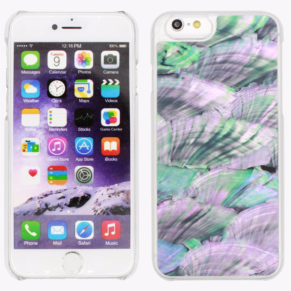 Phone Accessories 2015 Fancy Items Seashell Mobile Phone Case for iphone 6s,Cell Phone Covers for Girls