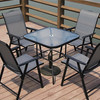 Aluminum Patio Furniture Metal Furniture Outdoor
