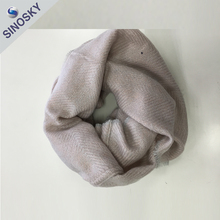 Hot sale factory direct new design lace neck scarf