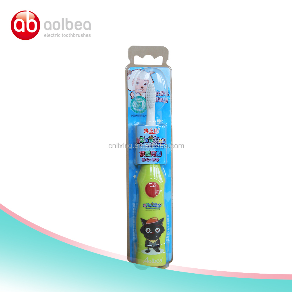 Kids children oral oscillation toothbrush sonic toothbrush with uv sanitizer