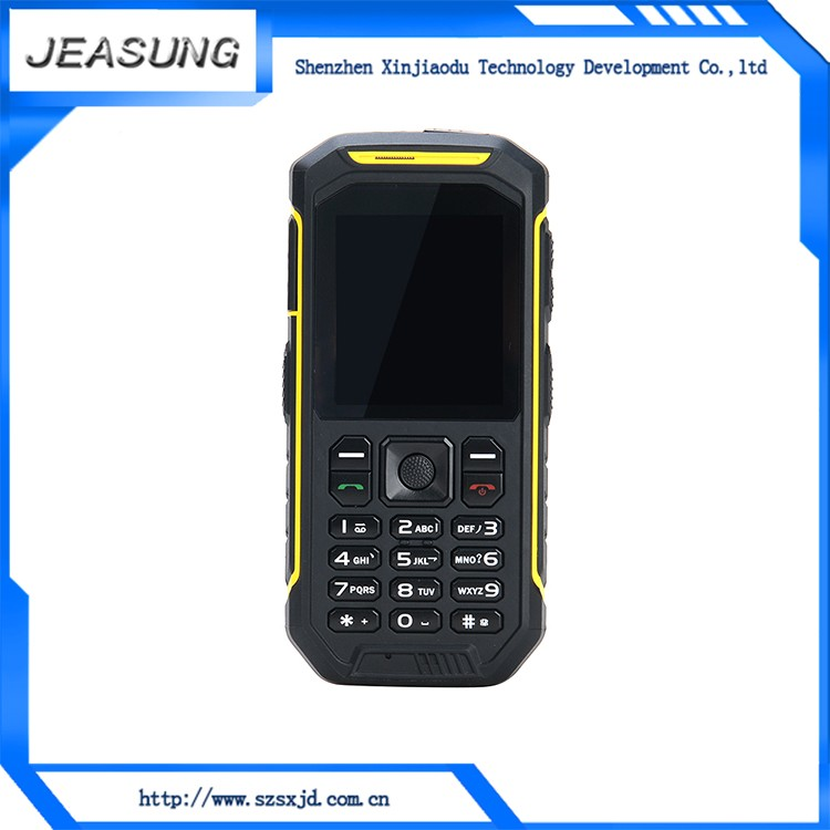 Customized rugged phone with talkie and gsm rugged phone