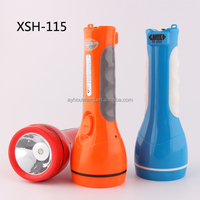 High Brightness Indoor Rechargeable Waterproof Led Flashlight