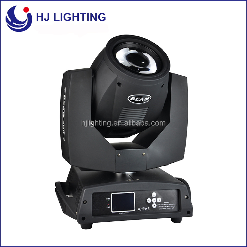 Guangzhou HJ supply LED aluminium r7 230w sharpy beam moving head light