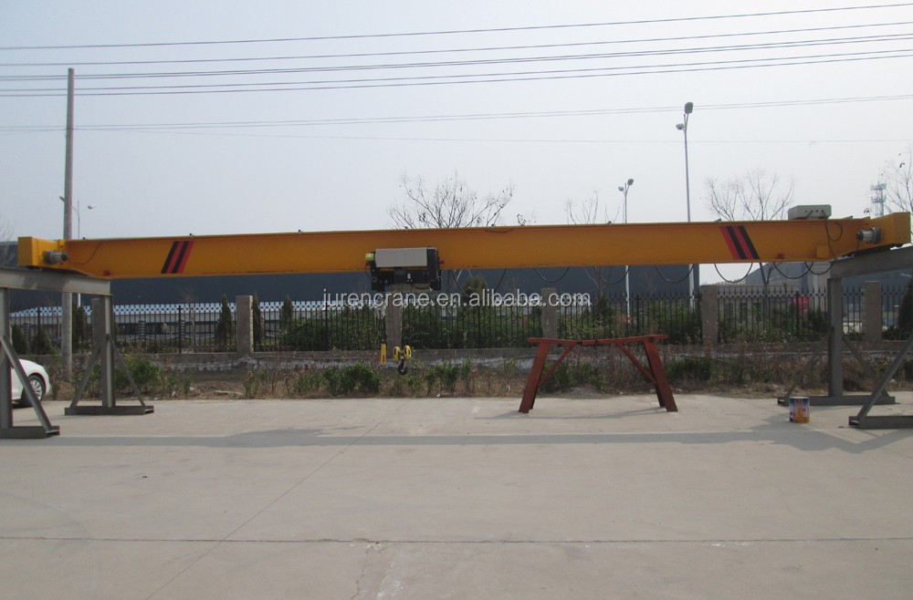 Euro type low headroom single girder EOT crane