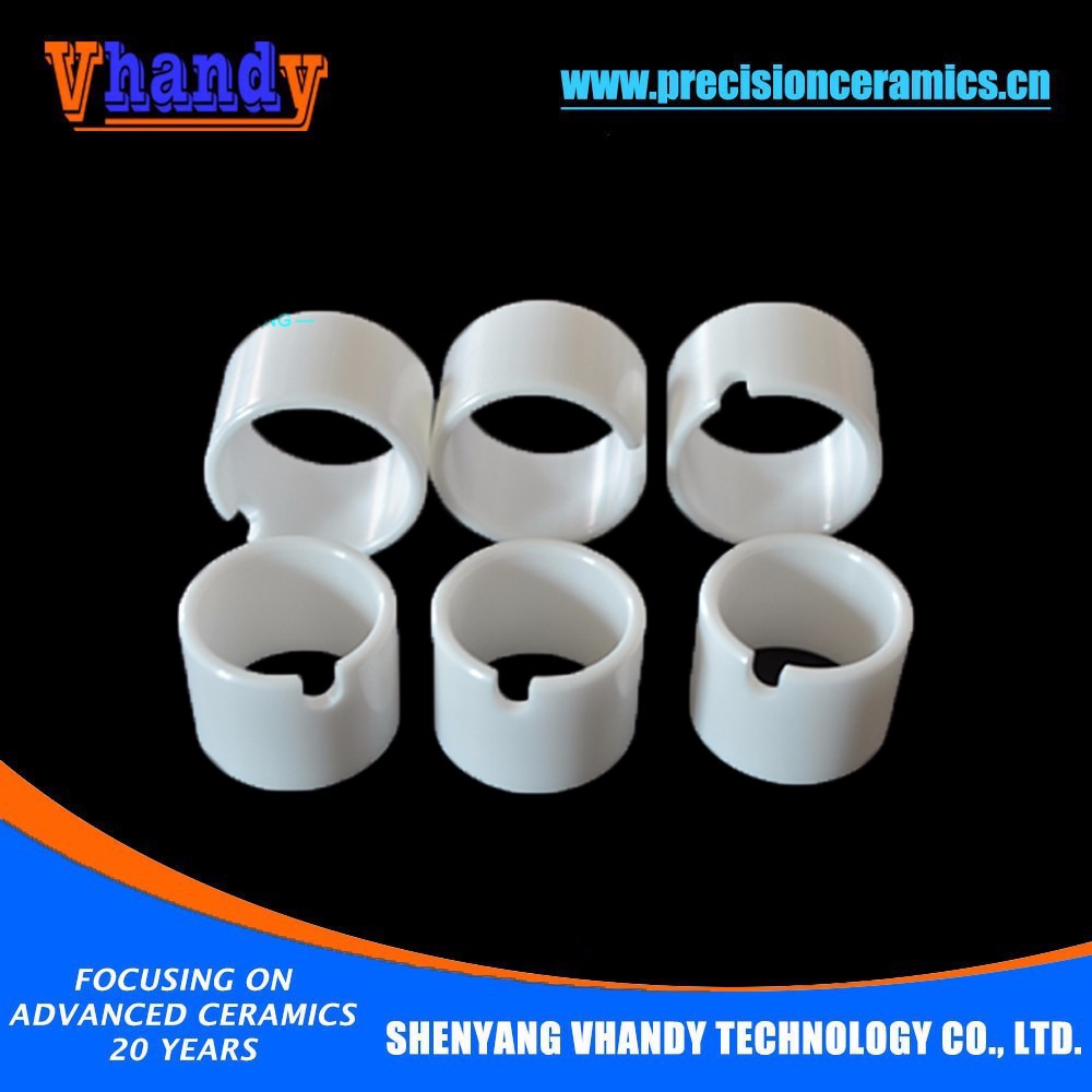 VHANDY zirconia thermal insulating rasching ring for industrial
