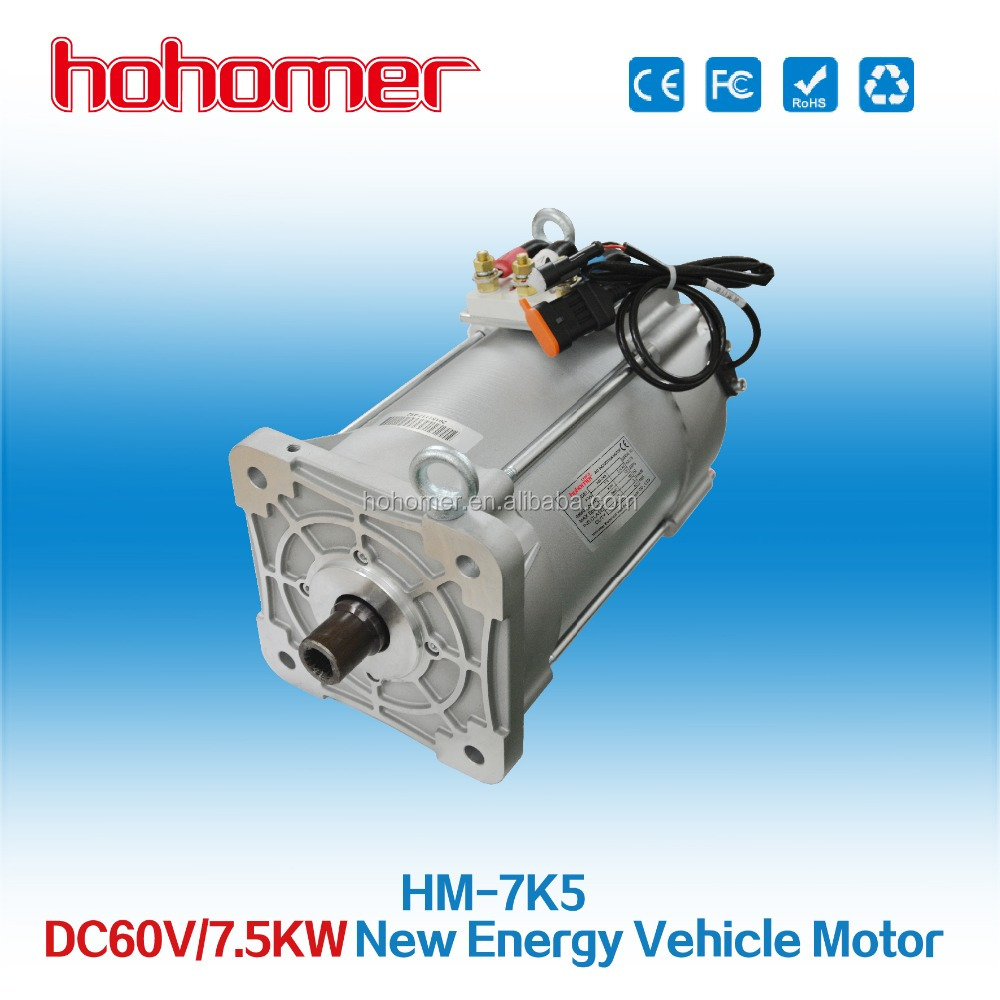 certificated powerful and durable induction motor for tractor truck