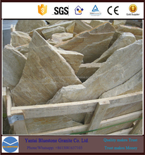 Chinese Natural Sale Slate Cheap Flagstone dry stone cladding