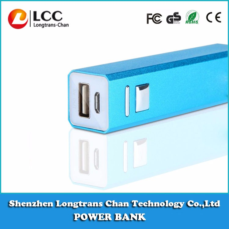 Cube Portable Charger For Ipad Mini 2000mAh Power Bank ,18650 Lithium Battery Charger For Cell Phone