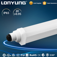 High brightness Bus stop Factorie Car park DLC TUV t8 22w led tube light