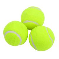 Hot selling professional brand high quality yellow custom tennis balls for kids