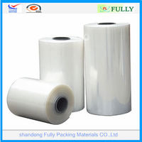 polyolefin/pof heat shrink film for semi/full auto packing machines