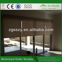 Somfy Motor Electric/ Motorized Remote Control Roller Blinds/ Window Shades/ Curtains