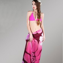 hot selling customized wholesale pareo sarong wrap pants